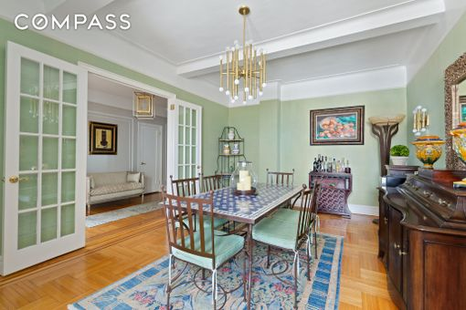 The Copley, 41 Eastern Parkway, #12A