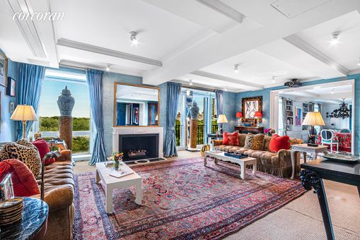 J.W. Marriott Essex House, 160 Central Park South, #801