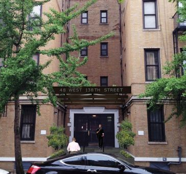 Saint Anne's Court, 48 West 138th Street, #2D