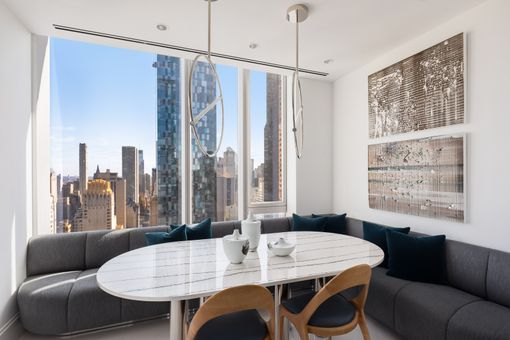 Central Park Tower, 217 West 57th Street, #43C