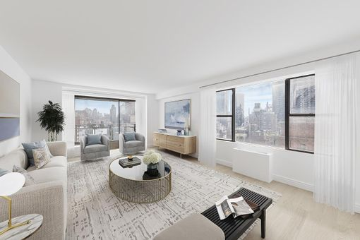 The Excelsior, 303 East 57th Street, #14J