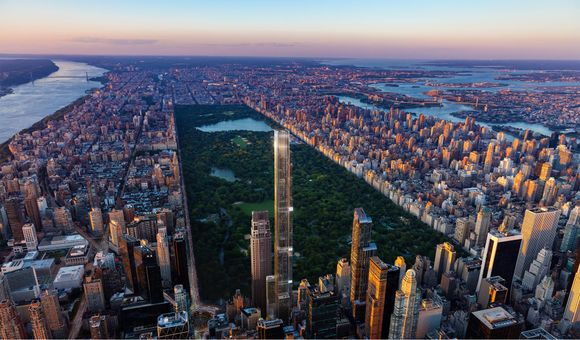 Central Park Tower, 217 West 57th Street, #113