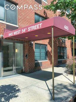 Lloyd 54, 445 West 54th Street, #GARDENC