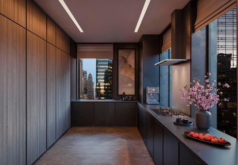 Aman New York Residences, 730 Fifth Avenue, #18D
