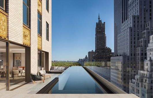 Aman New York Residences, 730 Fifth Avenue, #18A