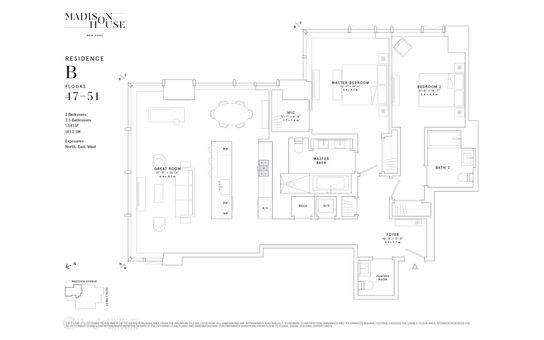 Madison House, 15 East 30th Street, #48B