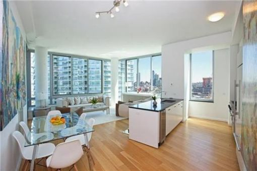 The View at East Coast, 46-30 Center Boulevard, #1701