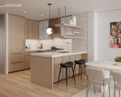 Parker West Condominium, 214 West 72nd Street, #3A