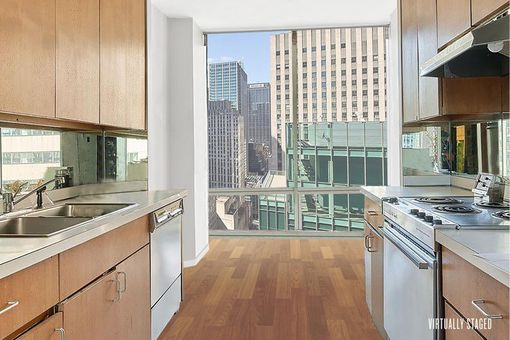 Olympic Tower, 641 Fifth Avenue, #23A