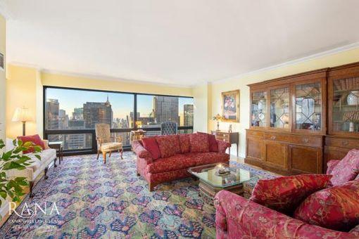 Trump Tower, 721 Fifth Avenue, #55B56B
