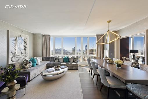 Manhattan View at MiMa, 460 West 42nd Street, #PH4C