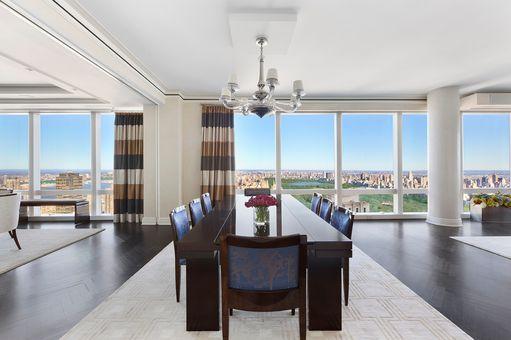 Residences at the Mandarin Oriental, 80 Columbus Circle, #74AB