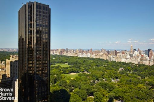 Trump International, 1 Central Park West, #1210