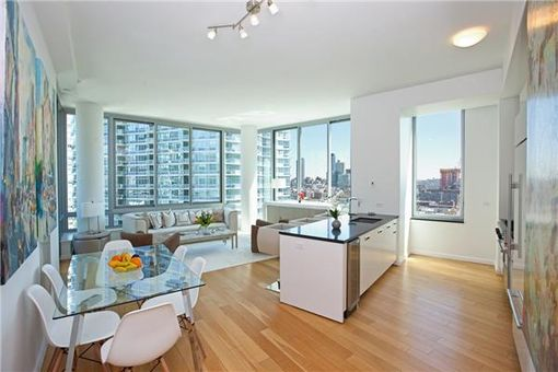The View at East Coast, 46-30 Center Boulevard, #1501
