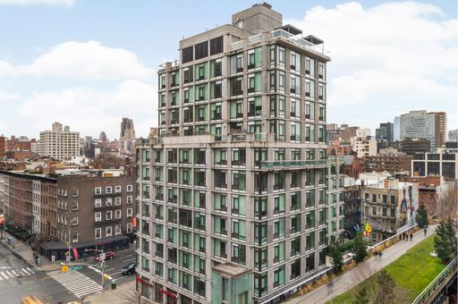 High Line 519, 519 West 23rd Street, #8FL
