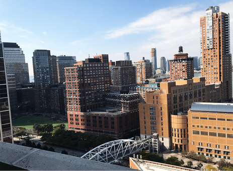 Independence Plaza, 310 Greenwich Street, #310-25H