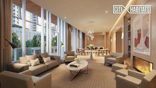 Waterline Square Luxury Rentals, 645 West 59th Street, #903