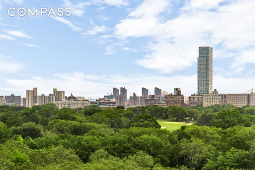 The Olmsted, 382 Central Park West, #14X