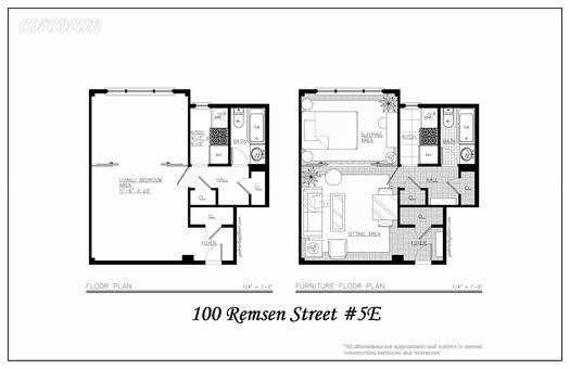 100 Remsen Street, #5E