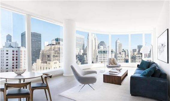 50 West, 50 West Street, #44A