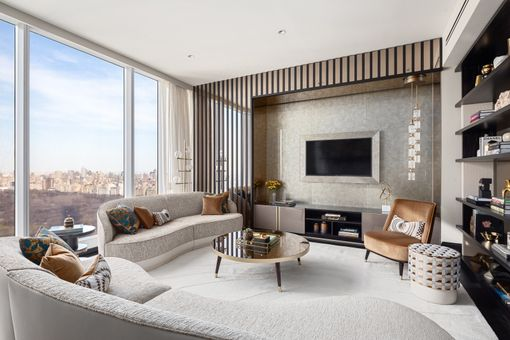 Central Park Tower, 217 West 57th Street, #43A