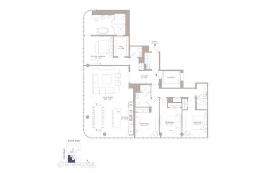 565 Broome SoHo, 565 Broome Street, #S22A