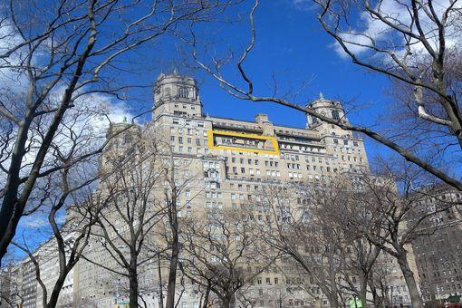 The Beresford, 211 Central Park West, #19E