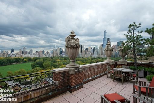 The Chatham Court, 75 Central Park West, #PHA1D