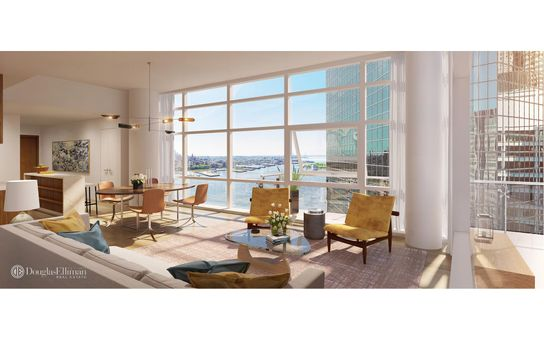 Seaport Residences, 161 Maiden Lane, #14A