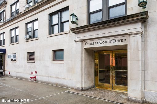 Chelsea Court Tower, 365 West 20th Street, #5C