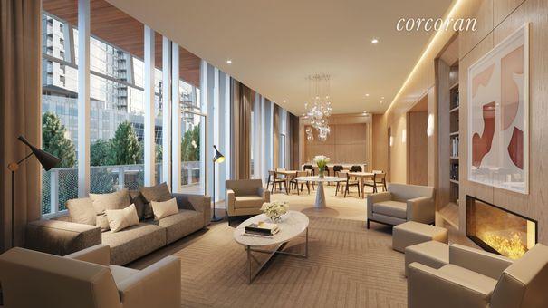 Waterline Square Luxury Rentals, 645 West 59th Street, #1708
