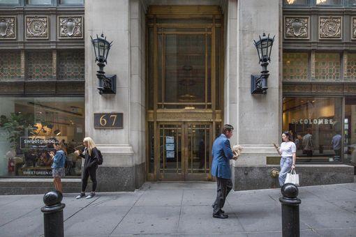 63 Wall, 63 Wall Street, #18B