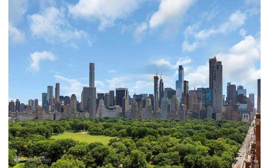 The Majestic, 115 Central Park West, #24C