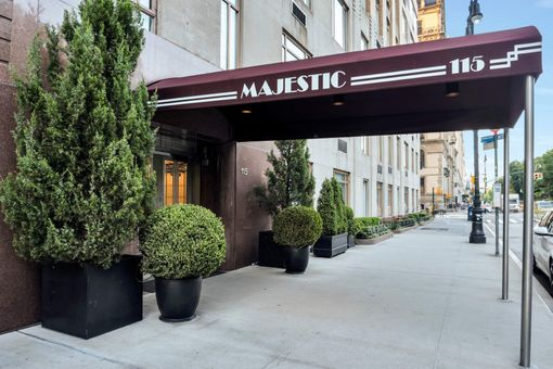 The Majestic, 115 Central Park West, #3CW