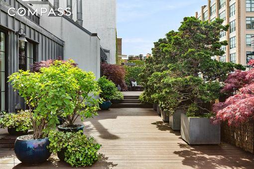 The Cobblestone Lofts, 28 Laight Street, #PHB