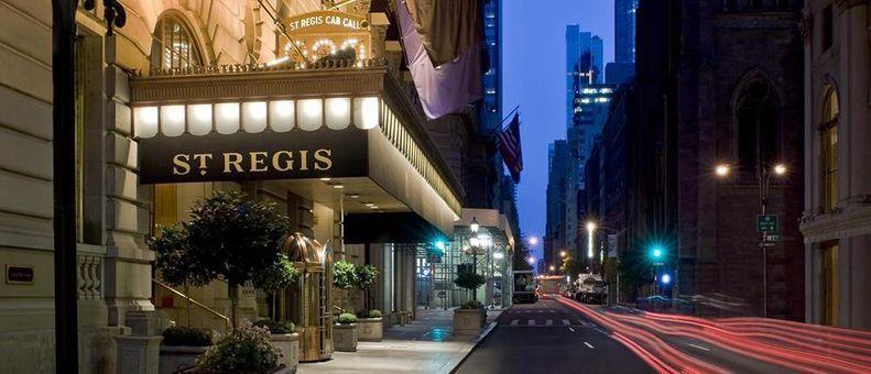 The St. Regis, 2 East 55th Street, #922