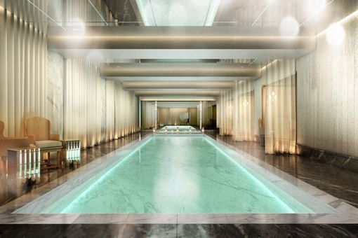 Baccarat Hotel & Residences, 20 West 53rd Street, #20C