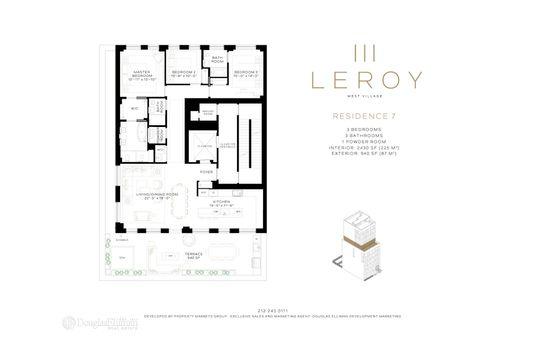 111 Leroy Street, #7