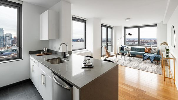 The Max, 606 West 57th Street, #3907