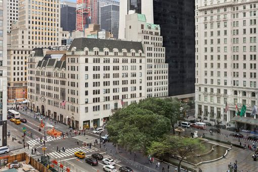 The Sherry Netherland, 781 Fifth Avenue, #811