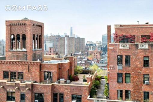 London Terrace Towers, 470 West 24th Street, #PHAB