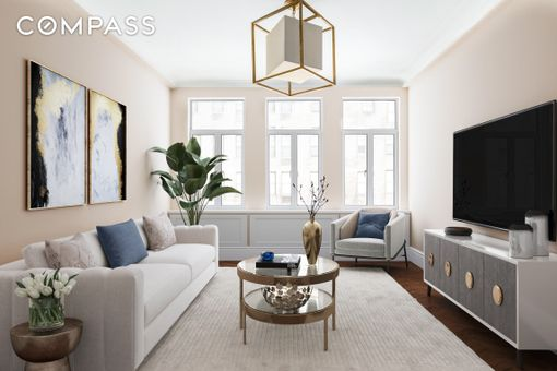 The Beresford, 211 Central Park West, #6GG