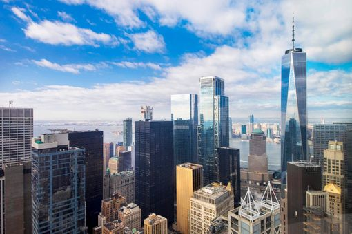 New York By Gehry, 8 Spruce Street, #72M