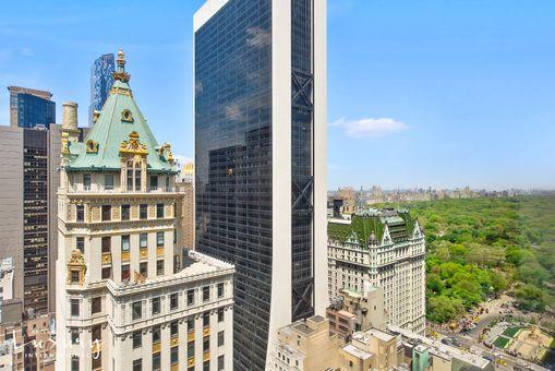 Trump Tower, 721 Fifth Avenue, #34G