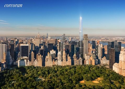 Central Park Tower, 217 West 57th Street, #59N
