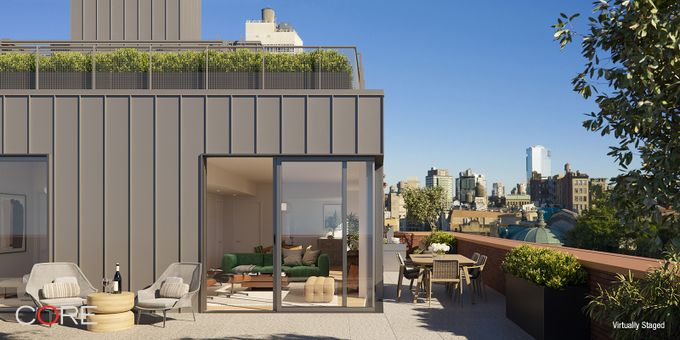 The Grand Mulberry, 185 Grand Street, #Penthouse