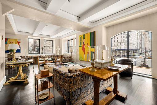 The Sherry Netherland, 781 Fifth Avenue, #FULLFL