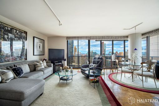 The Alfred, 161 West 61st Street, #33F