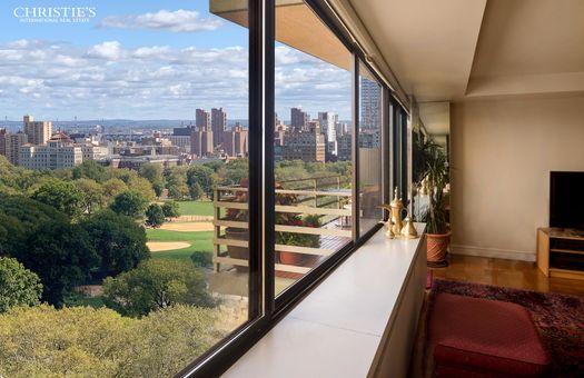 The Vaux, 372 Central Park West, #18XY