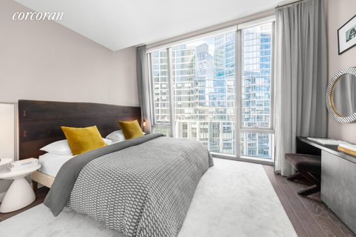 Waterline Square Luxury Rentals, 645 West 59th Street, #809